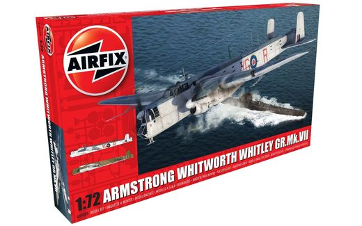 Armstrong-Whitworth Whitley Mk.VII 1/72