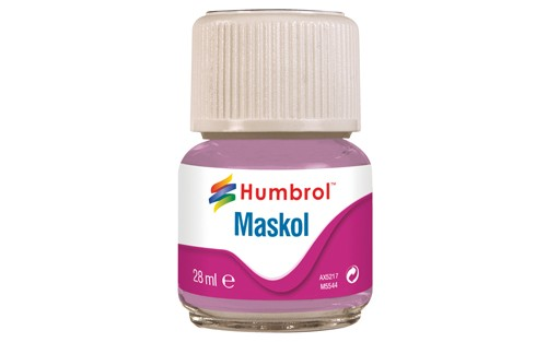 Maskol 28ml liquid paint mask fluid