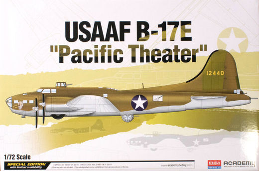 Boeing B-17E Flying Fortress 'Pacific Theater' 1/72