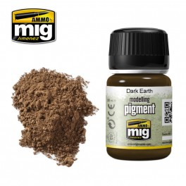 DARK EARTH PIGMENT (35 mL)