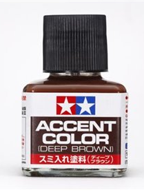 Accent Color Deep Brown 40ml