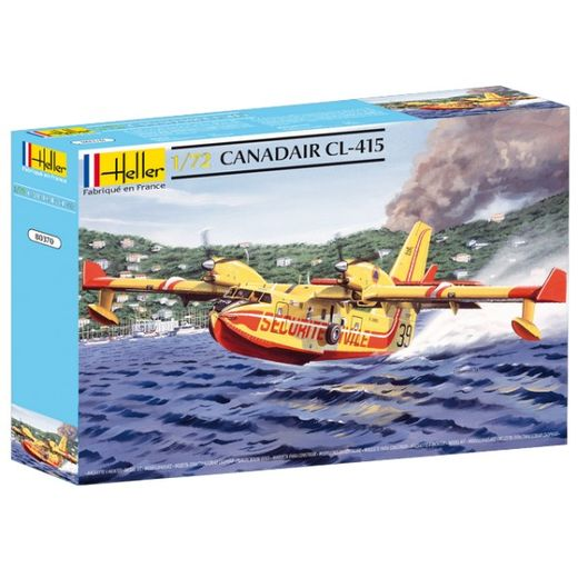 Canadair CL-415 Securite Civile France 1/72