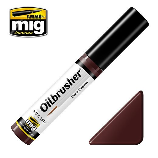 DARK BROWN OILBRUSHER