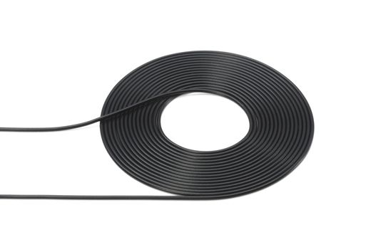 Cable, Outer Diameter 0,5mm Black