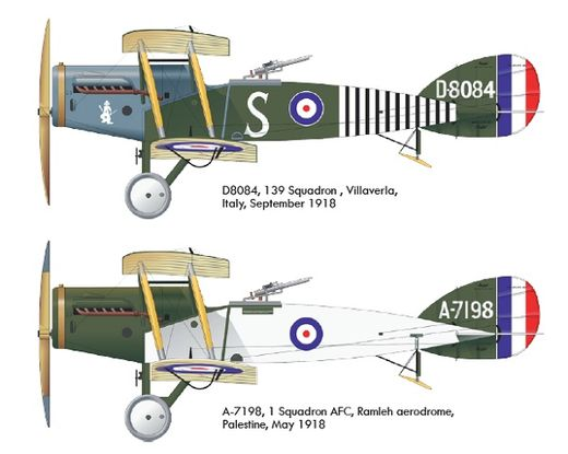 Bristol F.2B Fighter WEEKEND 1/48