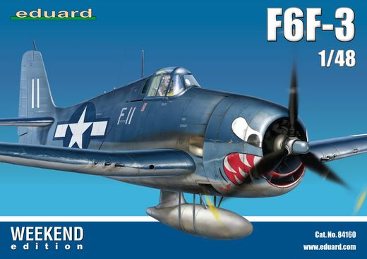 F6F-3 Hellcat Weekend 1/48