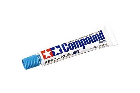 Polishing Compound Fine (22ml)