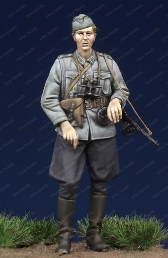 Finnish Officer WW II 1/35