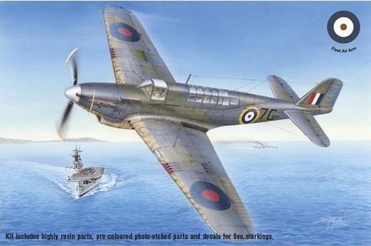 Fairey Fulmar I / II HI-TECH 1/48