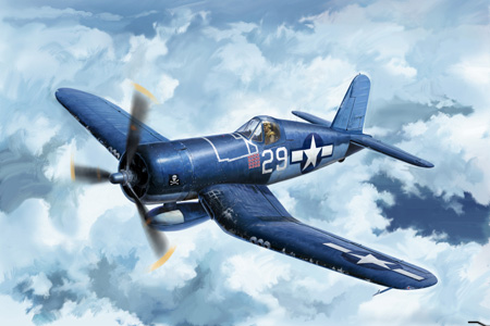Vought F4U-1A Corsair 1/72