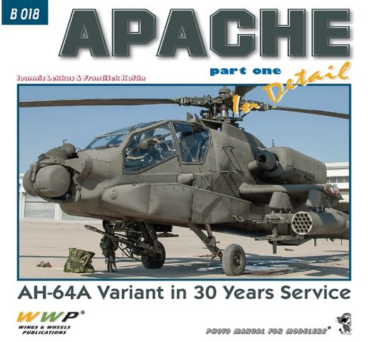 AH-64A Apache in detail (part 1)
