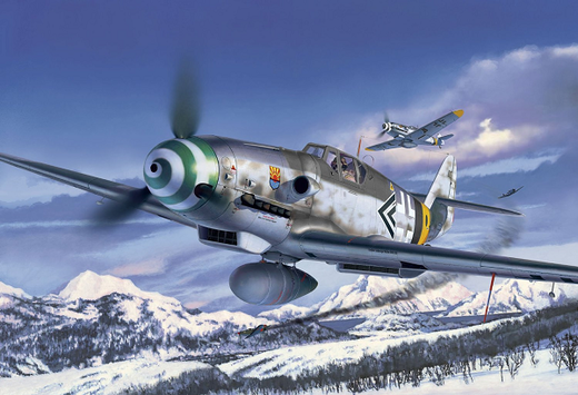 Messerschmitt Bf-109G-6 (late / early) 1/32