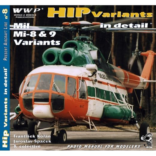 Mi-8/9 Hip in detail