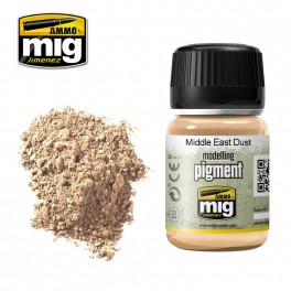 MIDDLE EAST DUST PIGMENT (35 mL)
