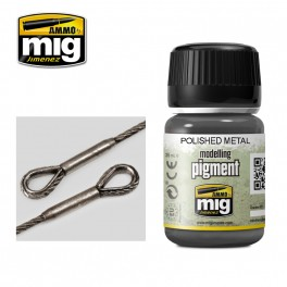 POLISHED METAL PIGMENT PIGMENT (35 mL)