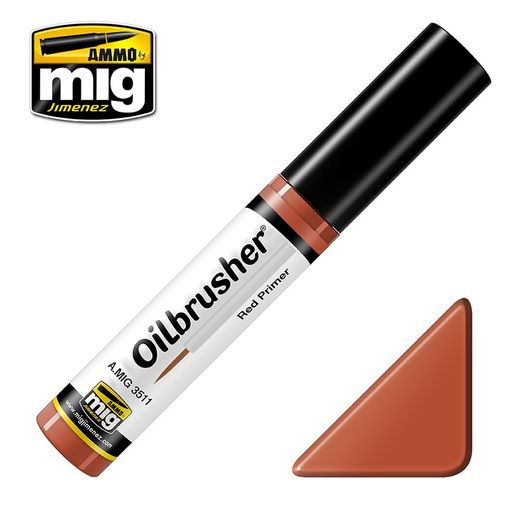 RED PRIMER OILBRUSHER