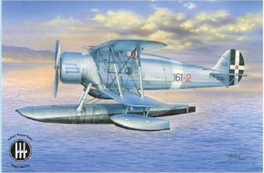 IMAM (Romeo) Ro.44 fighter seaplane 1/48