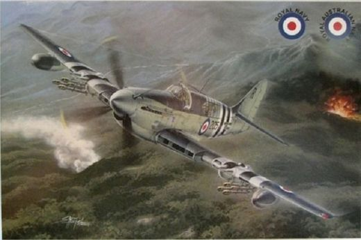 "Fairey Firefly Mk.4/5 ""Korean War"" 1/48"
