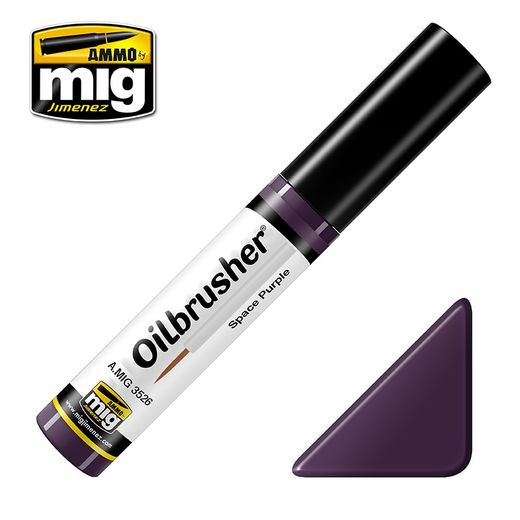 SPACE PURPLE OILBRUSHER