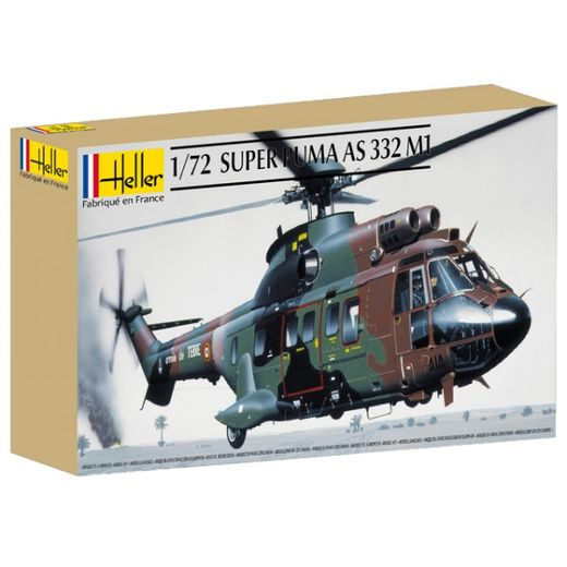 Aerospatiale Super Puma AS332M1 1/72