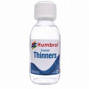 Enamel Thinners 125ml ohenne