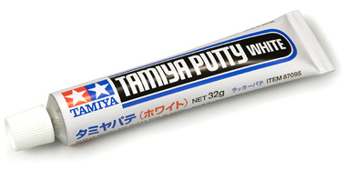 Tamiya Putty White kitti 32g