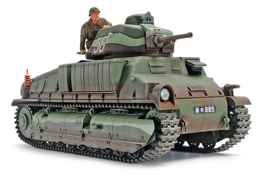 French Medium Tank Somua S35 1/35