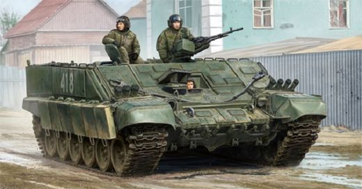 Russian BMO-T heavy armored personnel carrier  1/35
