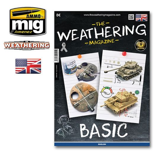 THE WEATHERING MAGAZINE ISSUE 22 BASIC WEATHERING