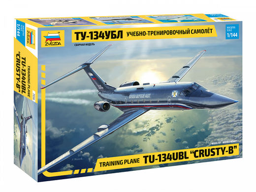 "Tu-134UBL ""Crusty B"" 1/144"