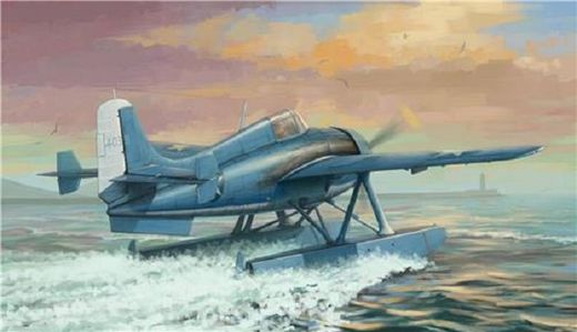 Grumman F4F-3S Wildcatfish 1/48