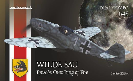 Wilde Sau: Episode 1 - Ring of fire 1/48 Dual Combo SUOMI